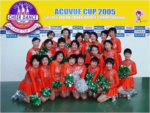20051120_第5回全日本チアダンス選手権大会