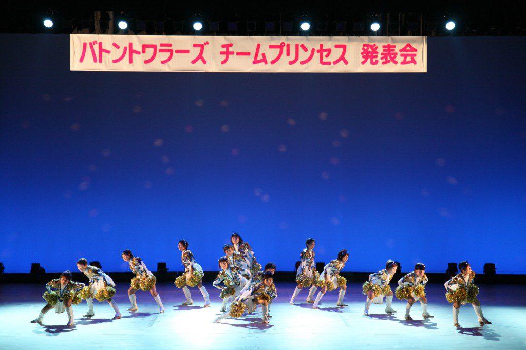 20100425_バトン「プリンセス」発表会_4